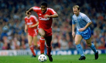Out of his skin: The John Barnes Phenomenon – Dave Hill