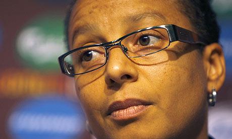 Hope Powell GB Women's Football Coach