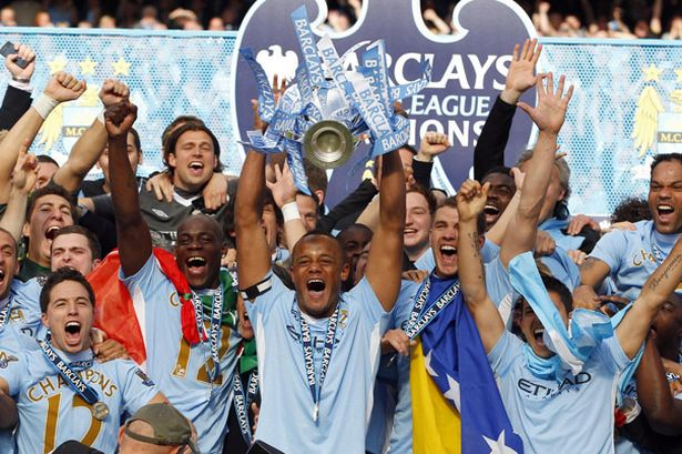 Manchester City tipped for another title