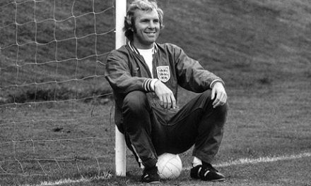Bobby Moore – By The Person Who Knew Him Best – Tina Moore