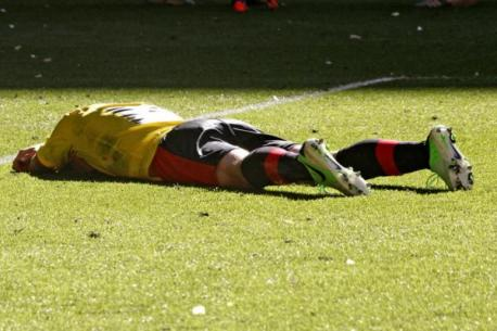 Disappointment for Watford at Wembley
