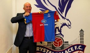 Surely Palace's best signing? Photo: Getty Images