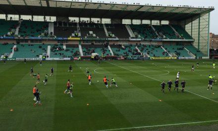 Experiencing the Edinburgh derby