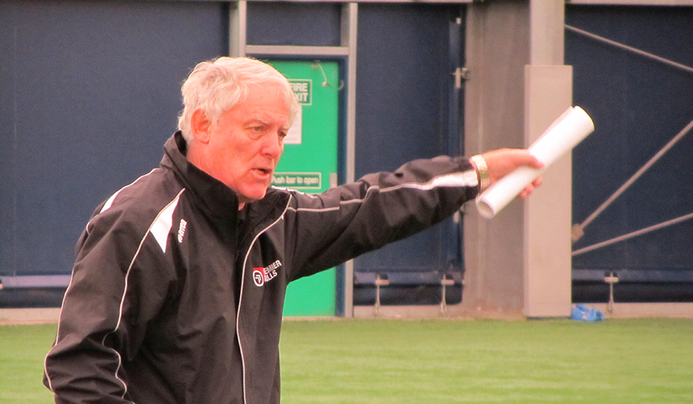 John Cartwright Coaching Session – The New Street Football Game