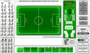 Academy Soccer Coach Session Template