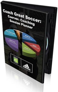 Coerver Coaching Session Planner DVD