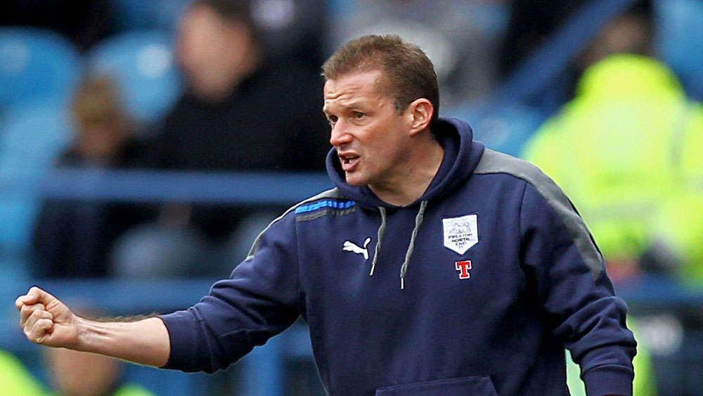 Graham Westley Coaching Session – Turning to Avoid Playing Back